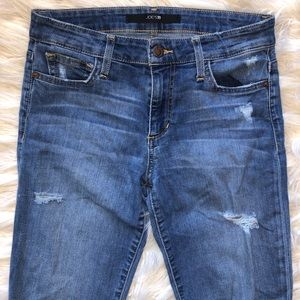 Joe's Jeans Barely Worn Light Wash Jeans